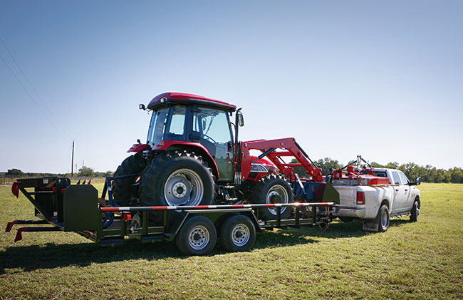 Farm Ag Equipment Towing